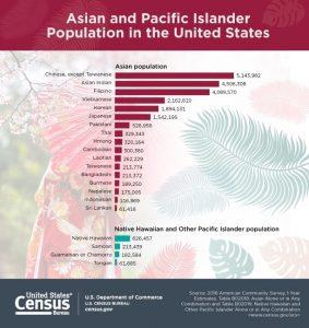 API Population in the U.S.
