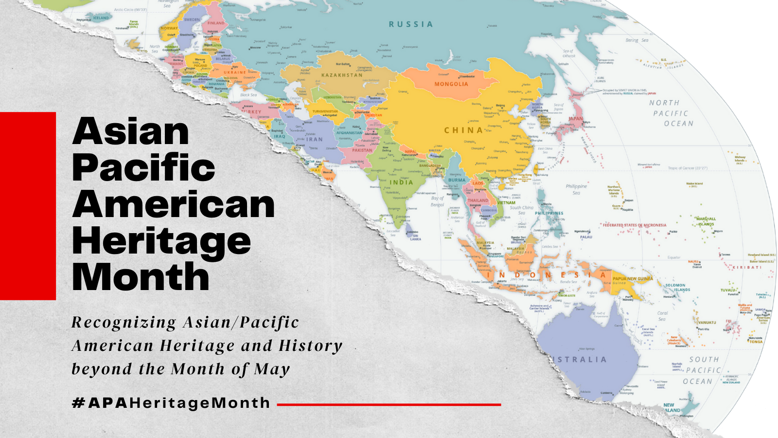APA Heritage Month: History and Recognition